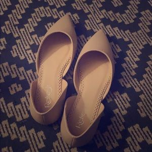 Refresh Pointed Toe Flats or Mules